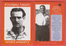 Middlesbrough George Hardwick England